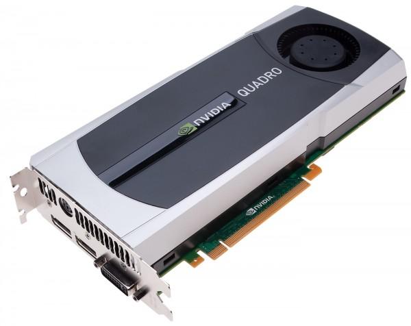 PNY nVIDIA Quadro 5000 2.5GB PCIe 2.0