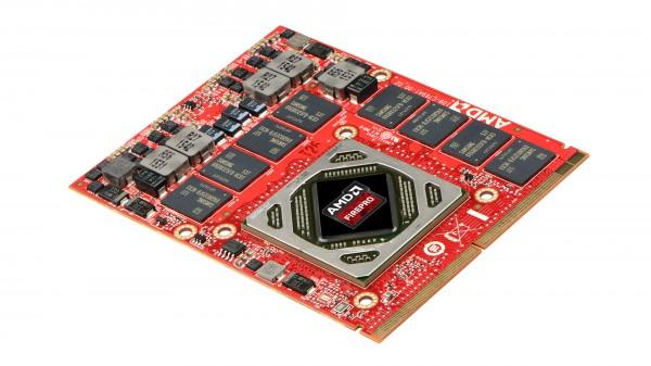 AMD FirePro S7100X 8GB PCIe MXM 3.1