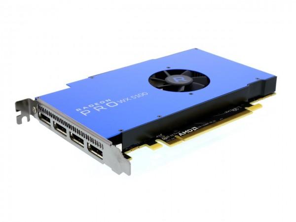 AMD RadeonPro WX 5100 8GB PCIe 3.0