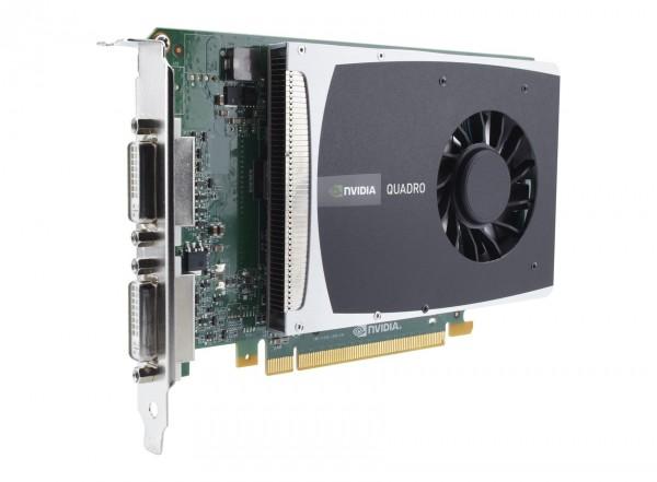 PNY nVIDIA Quadro 2000 1GB PCIe 2.0