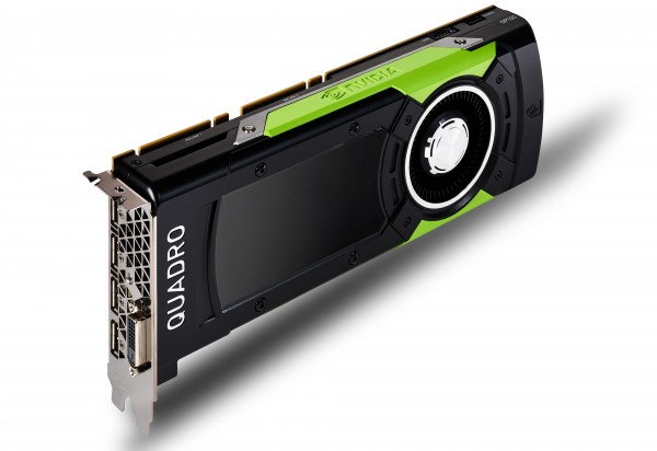 PNY nVIDIA Quadro GP100 16GB PCIe 3.0