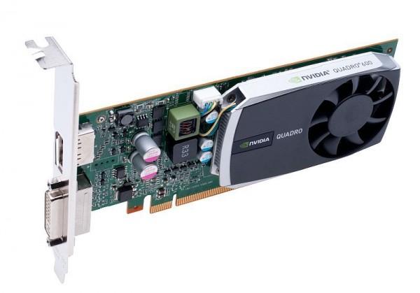 PNY nVIDIA Quadro 600 1GB PCIe 2.0