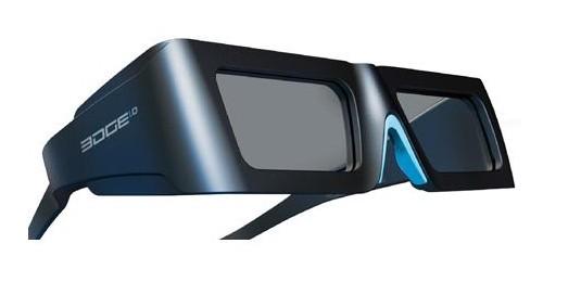 3D IR Stereo Shutterbrille EDGE 1.2