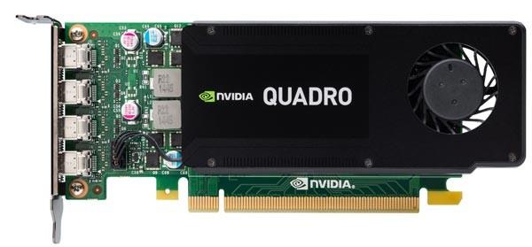 PNY nVIDIA Quadro K1200 4GB PCIe 2.0