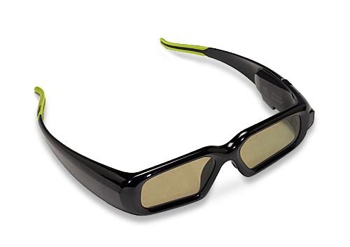 nVIDIA 3D Vision IR-Zusatzbrille (gebraucht)