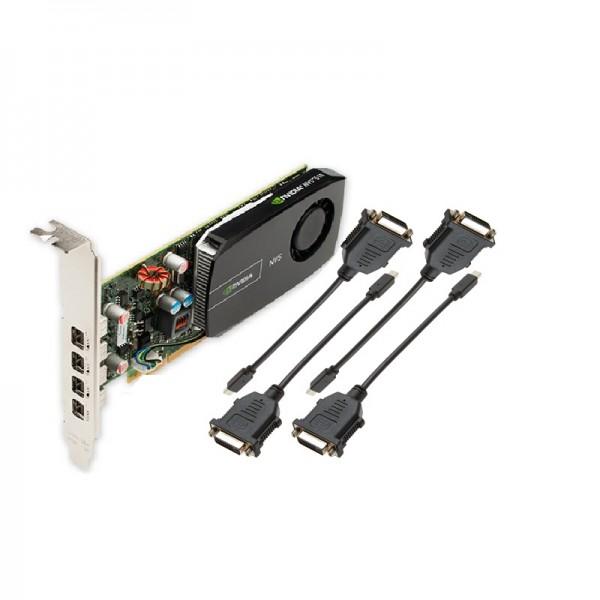 PNY nVIDIA NVS 510 DVI Bundle