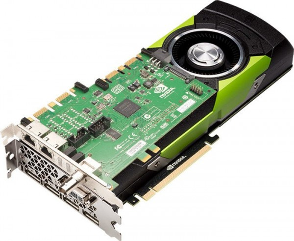 PNY NVIDIA Quadro M6000 12GB Sync Bundle