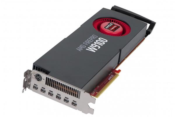 AMD FirePro W9100 32GB PCIe 3.0