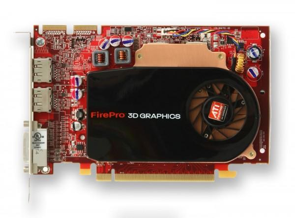 Grafikkarte ATI FirePro V3750 256MB PCI Express® 2.0