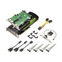 PNY nVIDIA Quadro M6000 24GB SYNC Bundle