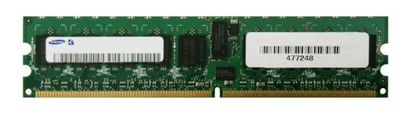 Speicher Reg. ECC DDR2 (PC2-6400R) à 4.096MB #SAMSUNG#