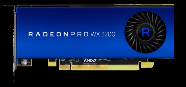 AMD RadeonPro WX 3200 4GB PCIe 3.0