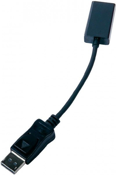 DisplayPort Adapter auf HDMI 1.4a 3D / 4K Resolution @ 30 Hz., aktiv