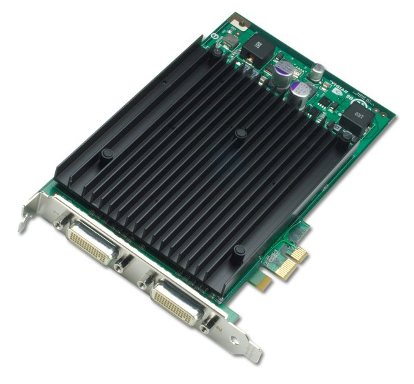 PNY nVIDIA NVS 440 256MB PCIe x1