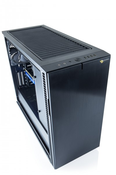 NEPTURON 6x 3.7 GHz / 32GB RAM / 500GB M.2