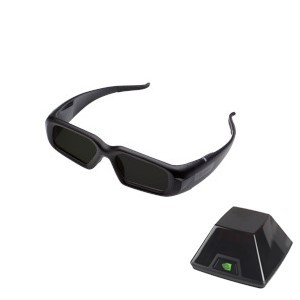 nVIDIA 3D Vision PRO RF Bundle mit 15 Brillen