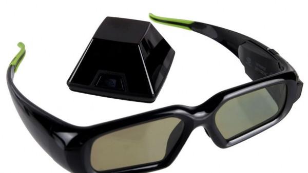 nVIDIA 3D Vision KIT mit IR-Sender (gebraucht)