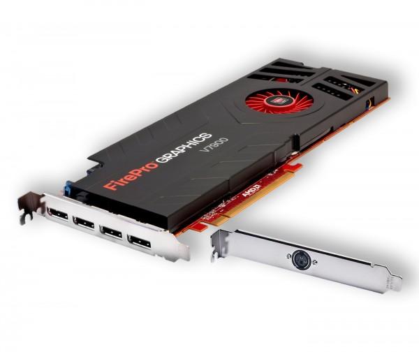 Grafikkarte AMD FirePro V7900 2GB PCI Express 2.1 #4 Mon