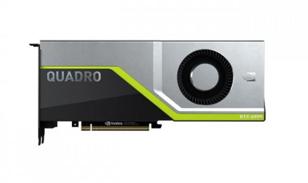 PNY nVIDIA Quadro RTX 6000 24GB PCIe 3.0