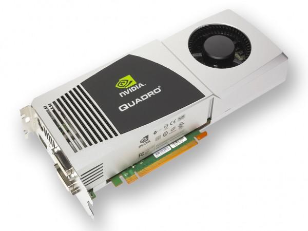 PNY nVIDIA QuadroFX 5800 4GB PCIe 2.0