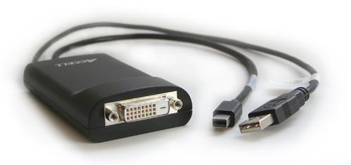 mini-DisplayPort auf DVI-D Dual-Link Adapter