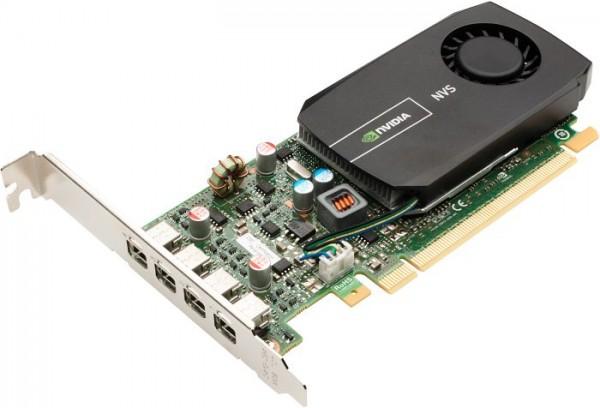 PNY nVIDIA NVS 510 2GB PCIe 2.0 - DP -