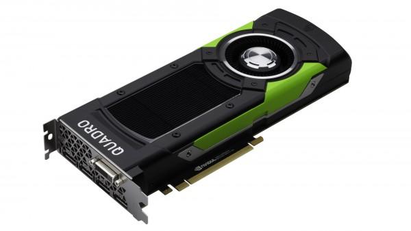 HP nVIDIA Quadro P6000 24GB PCIe 3.0