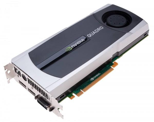 HP nVIDIA Quadro 6000 6GB PCIe 2.0