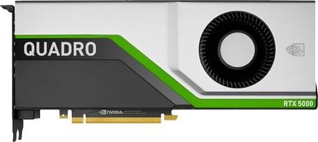 PNY nVIDIA Quadro RTX 5000 16GB PCIe 3.0