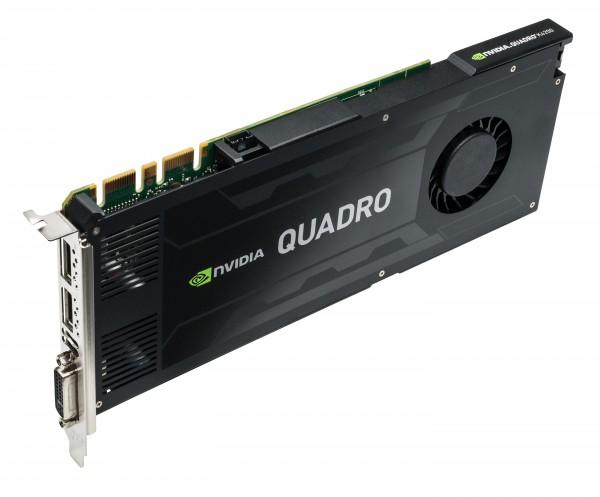 HP NVIDIA Quadro K4200 4GB PCIe 2.0