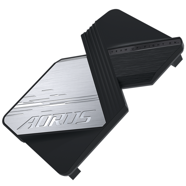 GIGABYTE AORUS GeForce RTX NVLINK Bridge für GeForce 30 Serie