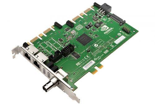 PNY nVIDIA Quadro G-Sync Option Card K und M-Series