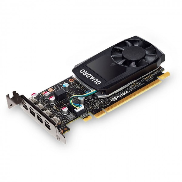 PNY nVIDIA Quadro P600 2GB PCIe 3.0