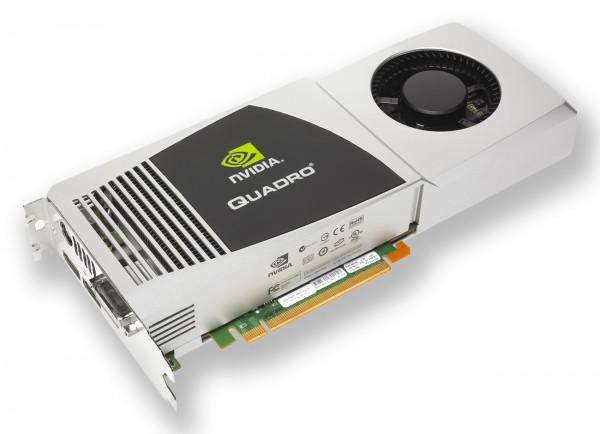 PNY nVIDIA QuadroFX 4800 1.5GB PCIe 2.0