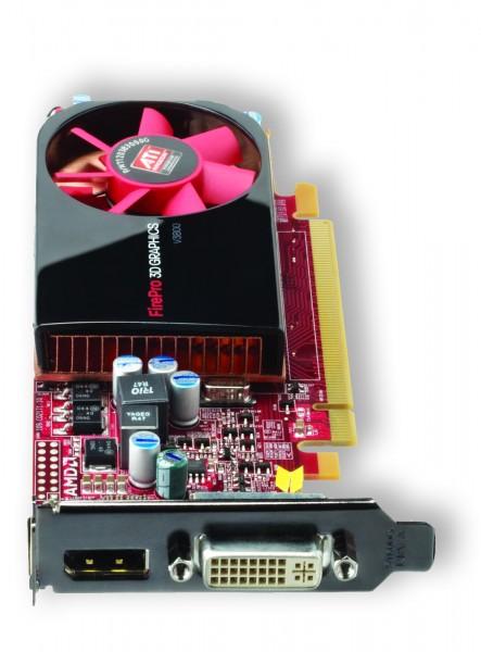 Grafikkarte ATI FirePro V3800 512MB PCI Express