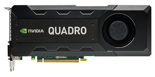 HP nVIDIA Quadro K5200 8GB PCIe 3.0